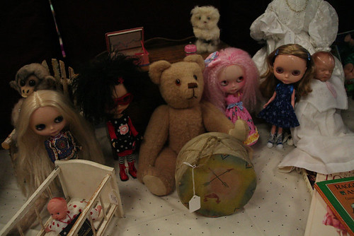 Blythe Doll Meet-Up at the Southern Maryland Doll Club Show