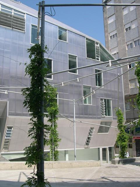 Colegio oficial de arquitectos de vigo 5 flickr photo - Colegio de arquitectos cadiz ...