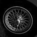 Small photo of Crome wheel