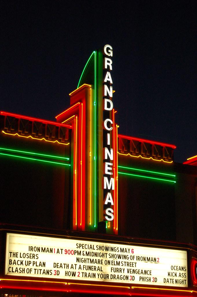 Cobb Grand 10 Cinemas Winter Haven Fl Drewcjm Flickr