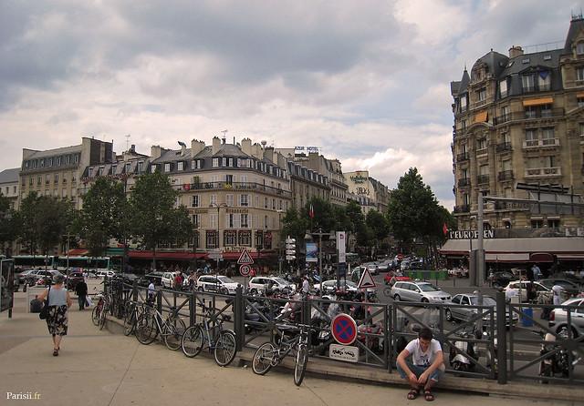 les gares de paris aujourd 39 hui la gare de lyon infos 75. Black Bedroom Furniture Sets. Home Design Ideas