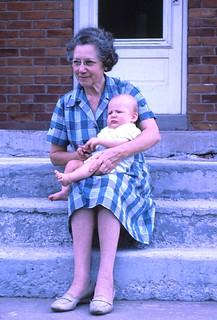 Grandma and I, 1962