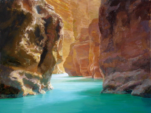 Havasu Canyon, Arizona- SOLD