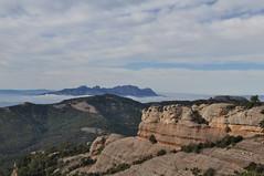Montserrat: sight from La Mola by Catalunya Experience