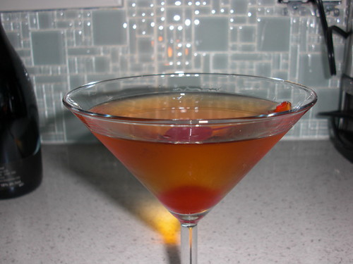Sweet martini, old style