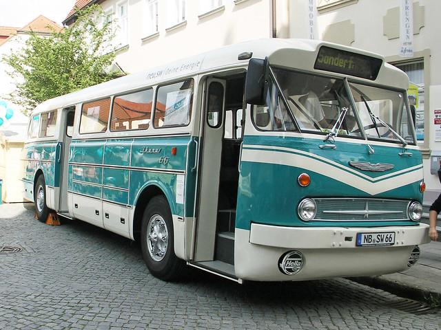 Ikarus 66 Bus