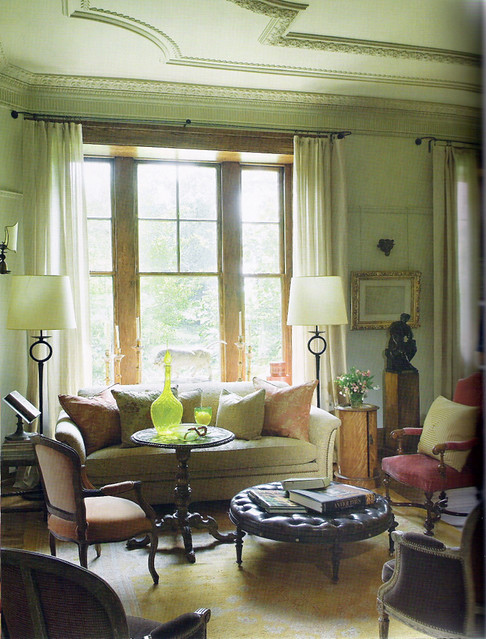 39 Lime White 39 By Farrow Ball Living Room By Barry Dixon