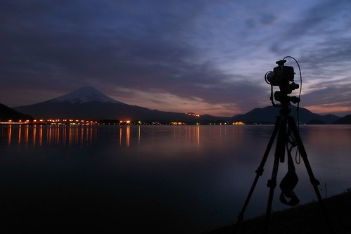 Mt.Fuji and SWC (RICOH GR-DIGITAL II)