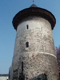 Rouen : Tour Jeanne d'Arc