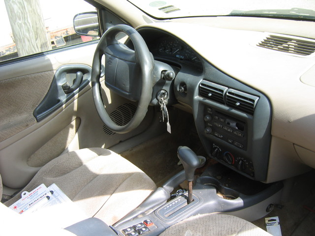 New arrival 2002 chevrolet cavalier parting out now - 2003 chevy cavalier interior parts ...
