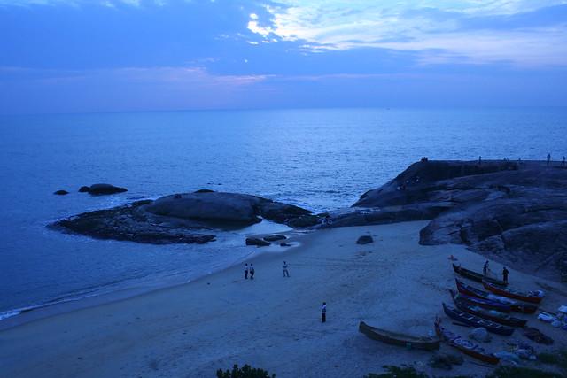 Ullal Beach, India - Close to Mangalore