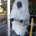 Small photo of Abominable Snowman Popcorn Churner