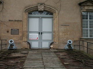 Neues Zeughaus und Vorwerke mit ältesten Bauwerken der Festung Koenigstein 585