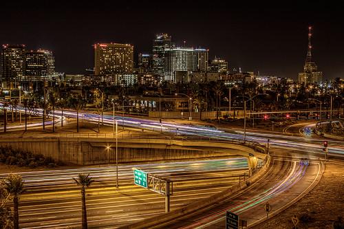street city arizona phoenix night canon buildings time az hdr 50d qtpfsgui