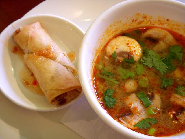Yum Yum Thai Food Nyc