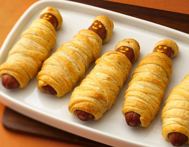 Image Result For Mummy Dogs In Crescent Rolls Recipe