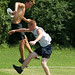 Small photo of Ultimate Frisbee ownage!