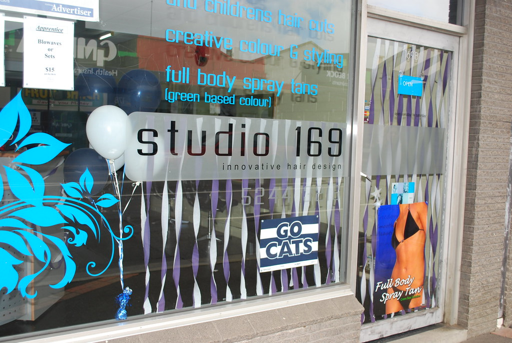 studio 169 - go cats