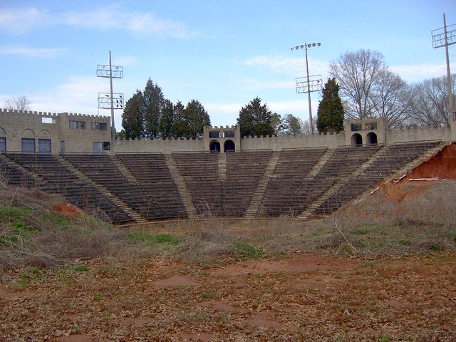4000+ Views, Thanks Everyone.           Defunct Amusement Park Heritage USA Amphitheatre