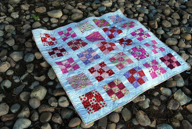 Perfectly Pink Quilt