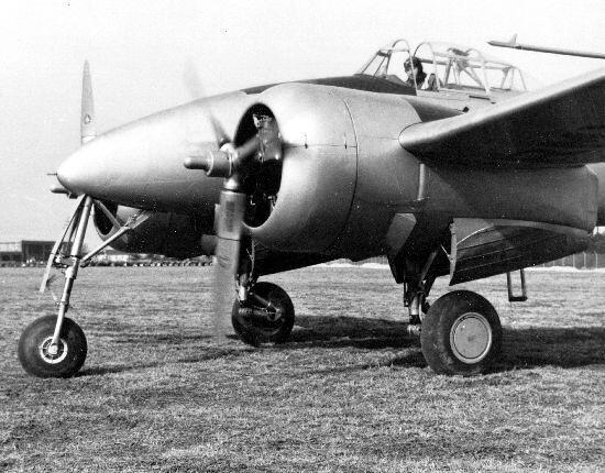 Grumman : XP-50