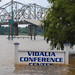 Small photo of Vidalia Conference Center Sign