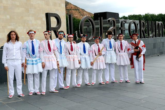 Grupo de Danzas de Nieva de Cameros