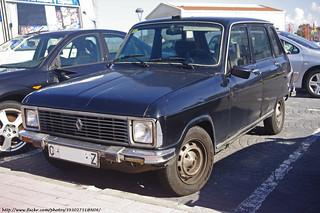 1985 Renault 6