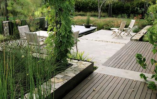 Modern Landscaping - Thuilot Associates  Modern Landscaping ...