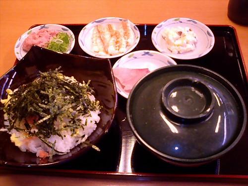 2009.1.28の昼ご飯