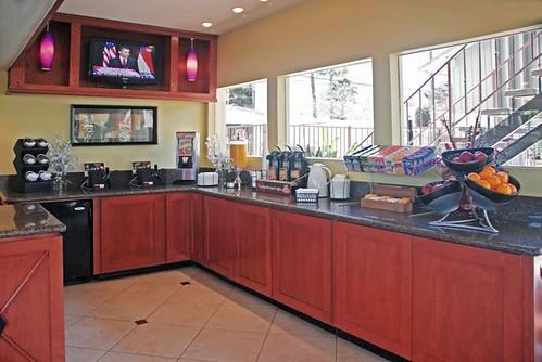 Vagabond Inn - Breakfast