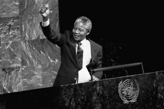 Nelson Mandela - UN Photo