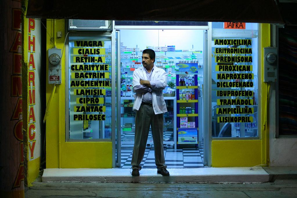 Farmacia de Viagra, Cialis y Levitra