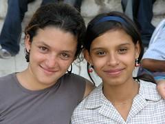 Two friends - Dos amigas; Jinotega, Nicaragua