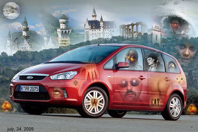 ford c max tuning flickr photo sharing. Black Bedroom Furniture Sets. Home Design Ideas