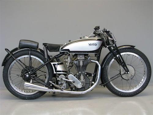 1936 Norton M40 International