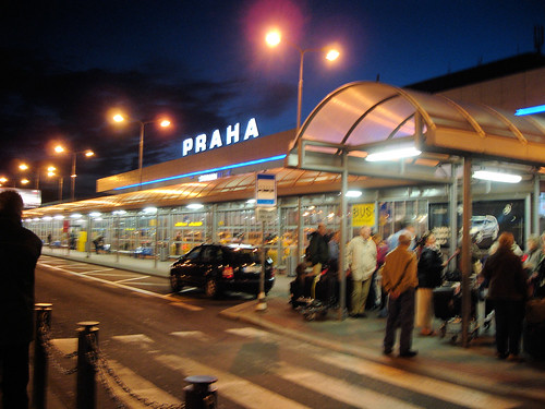004-SC07480- Prague Airport