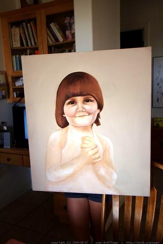 portrait of baby rachel, by megan    MG 3411