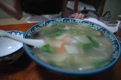noodle(0.0), pho(0.0), zåni(1.0), kalguksu(1.0), food(1.0), dish(1.0), soup(1.0), cuisine(1.0),