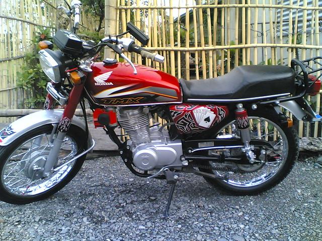 Honda Tmx 155 - Fritz Design
