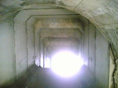 arch(0.0), tunnel(0.0), bunker(1.0), light(1.0), air-raid shelter(1.0),