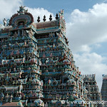 Sri Ranganathaswamy Temple: Trichy, India