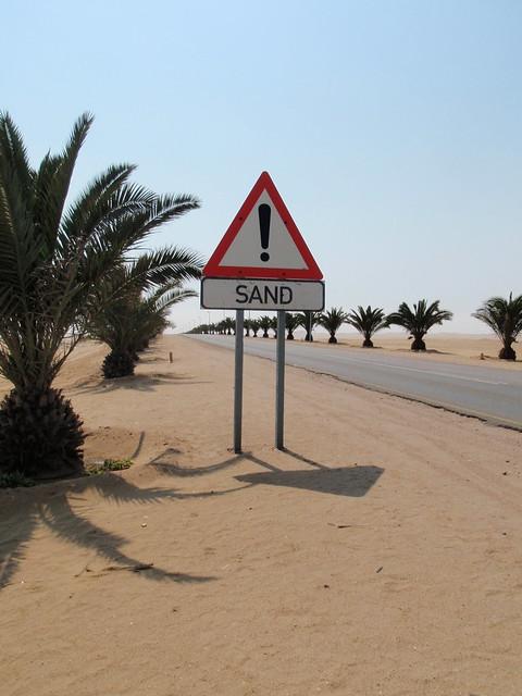 Namibia, September 2009