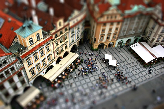 Prague - Old Town Square 2