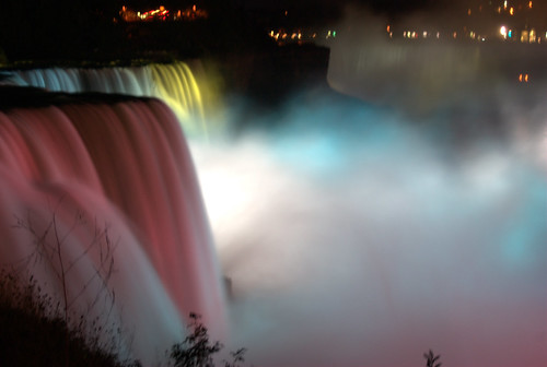 Niagara exposure time 1.5s