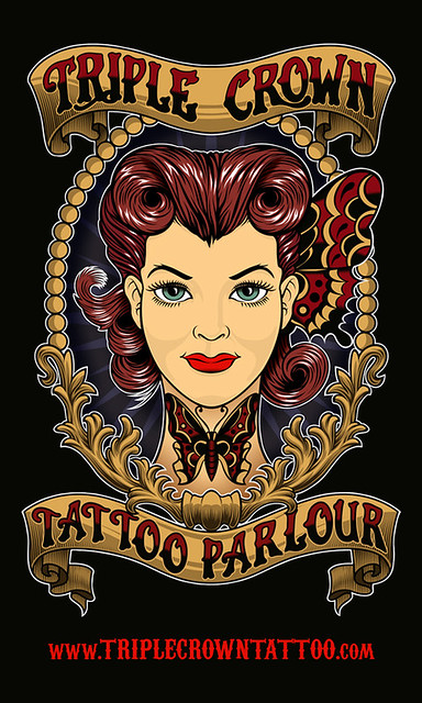 Girl texas tattoo for Tattoo shops in san marcos tx