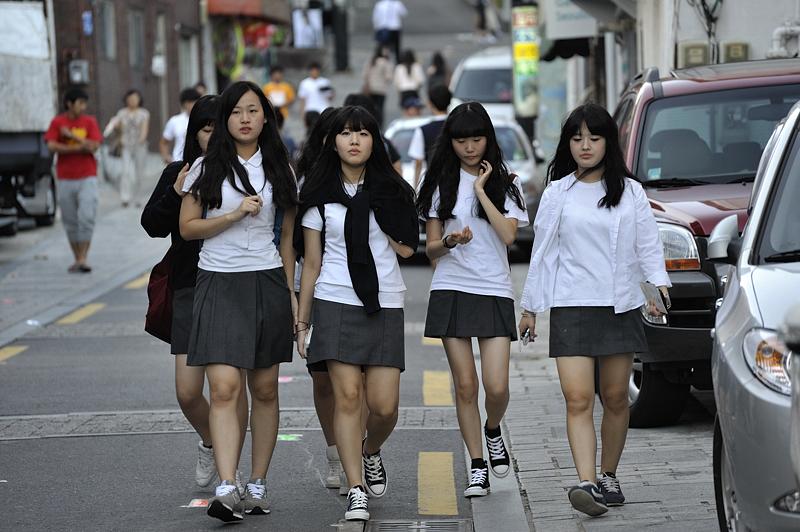 japanese vs south korean school uniforms - Random - OneHallyu