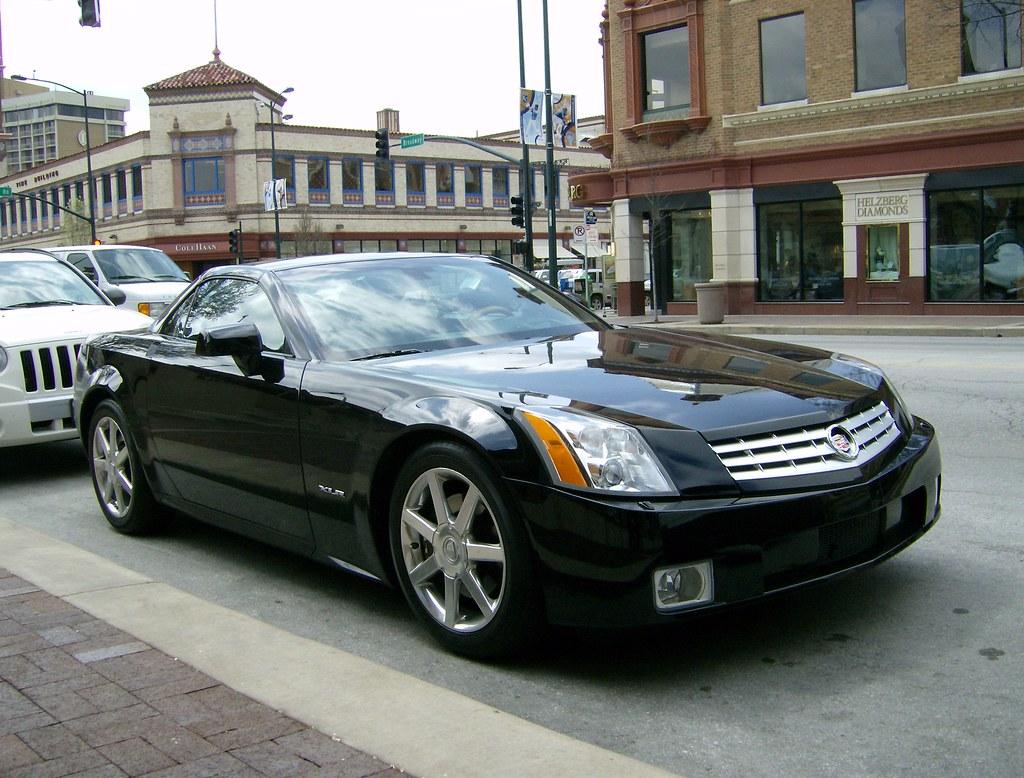 2012 Cadillac Xlr 2012 Cadillac Xlr