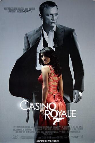 Pelicula casino royal 13