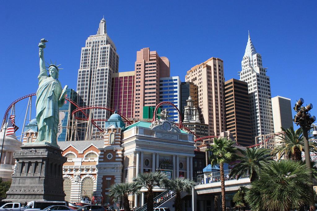 Las Vegas: New York New York Hotel & Casino